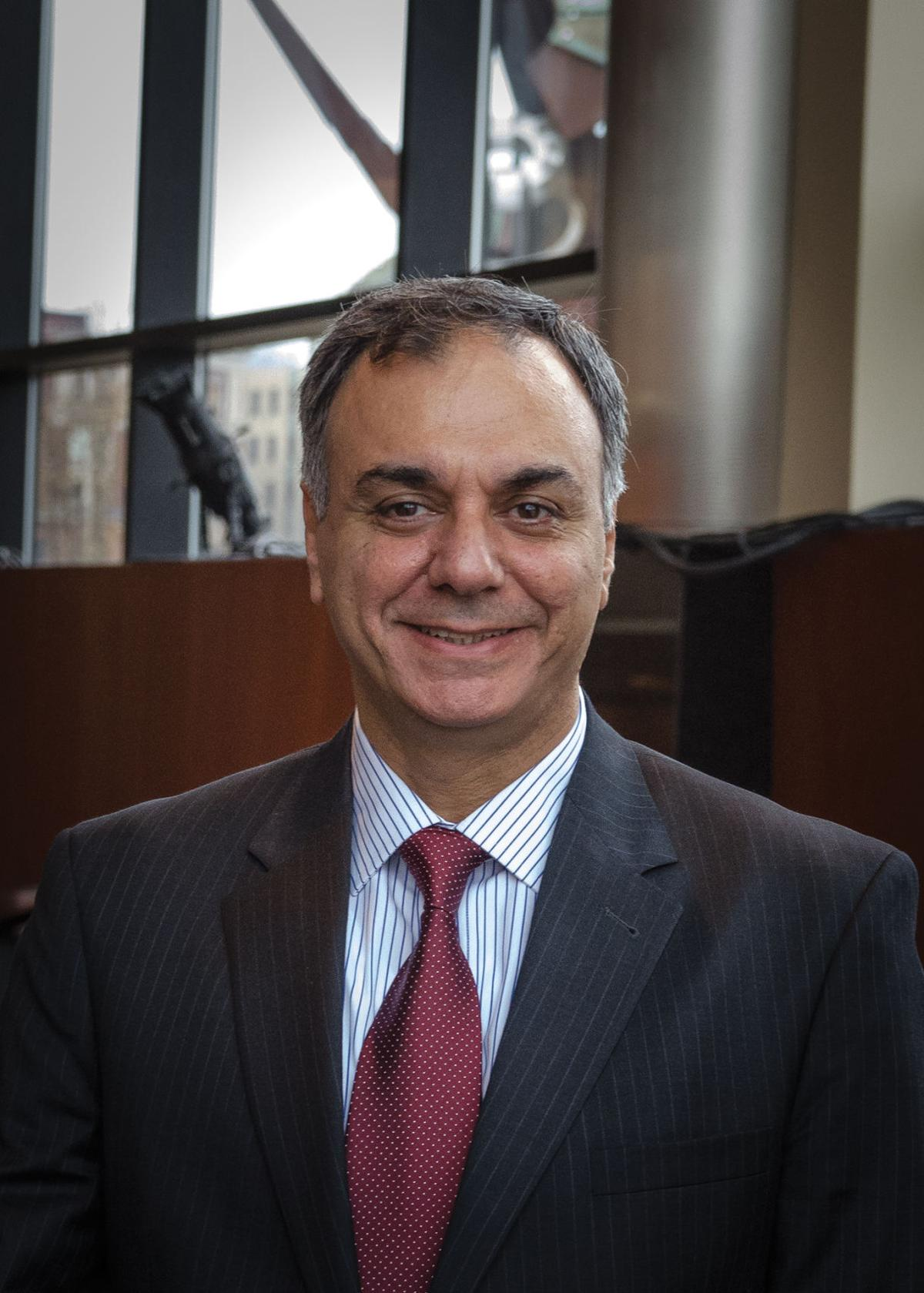 Clay Center CEO Al Najjar