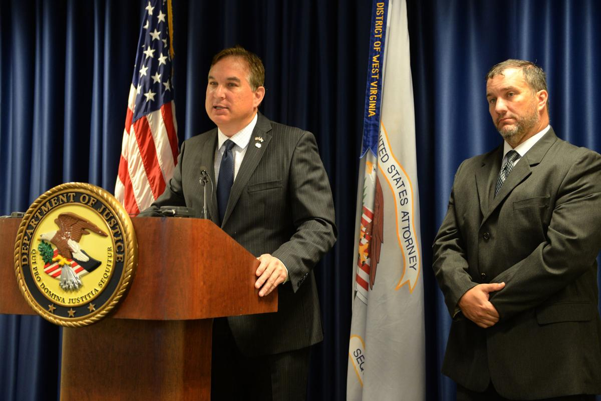 US Attorney Mike Stuart