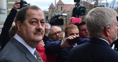 Federal prosecutors defend Blankenship conviction