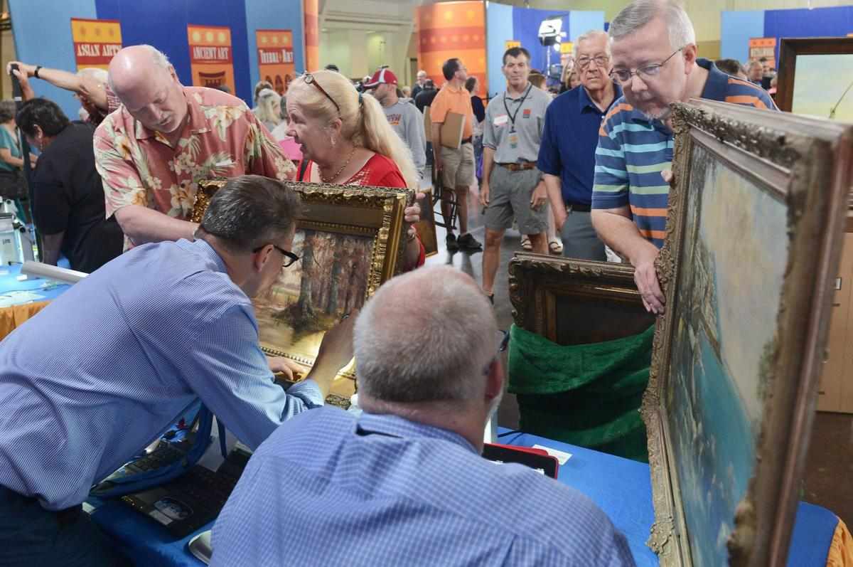 W.Va. painting wows 'Antiques Roadshow' appraiser