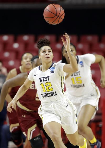Nerves settled, Chania Ray and WVU women gear up for Maryland
