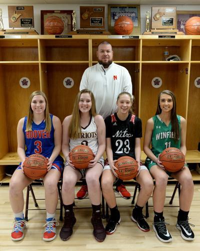 all kv girls basketball