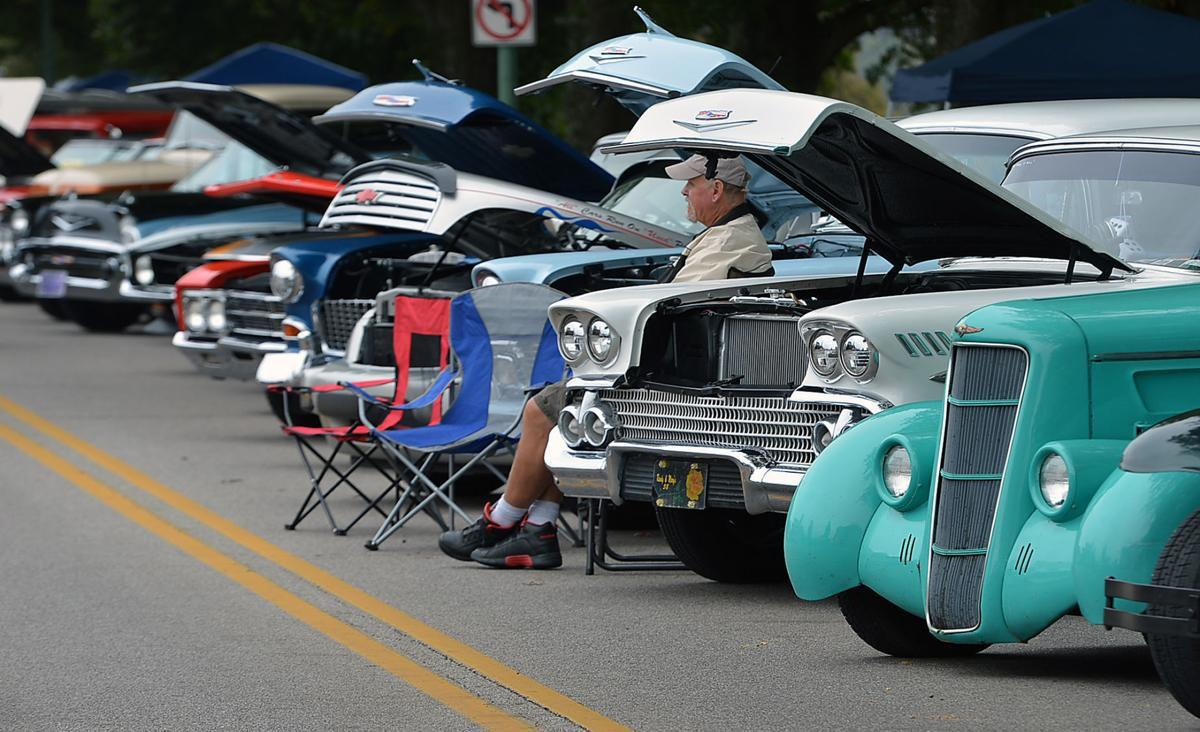 Rod Run Doo Wop Cruises Back Into Charleston Events - Charleston car show calendar