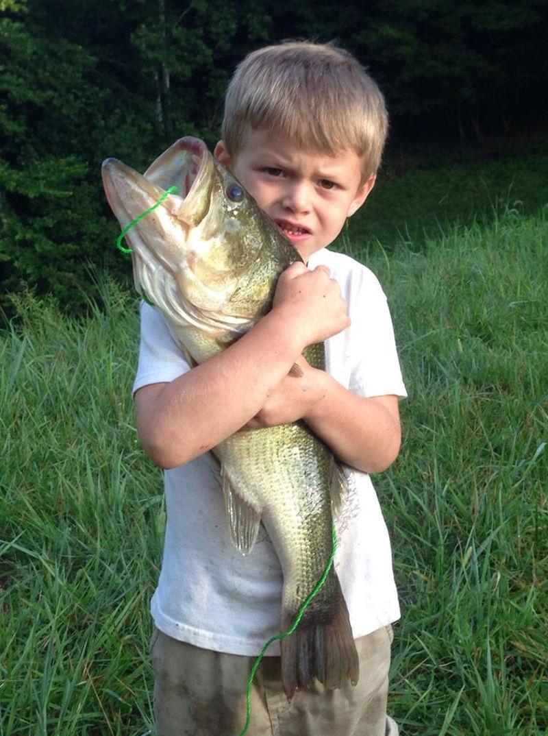 Kid angler