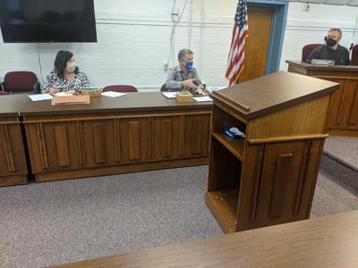 Tom Williams Kanawha School Board