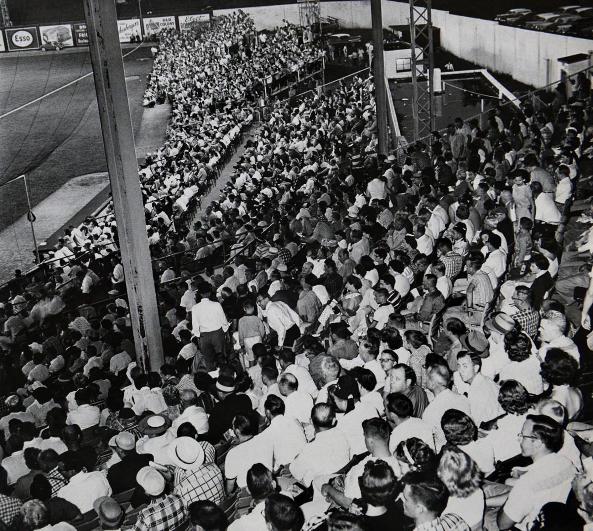 In The 1958 Season, The Charleston Senators Defied