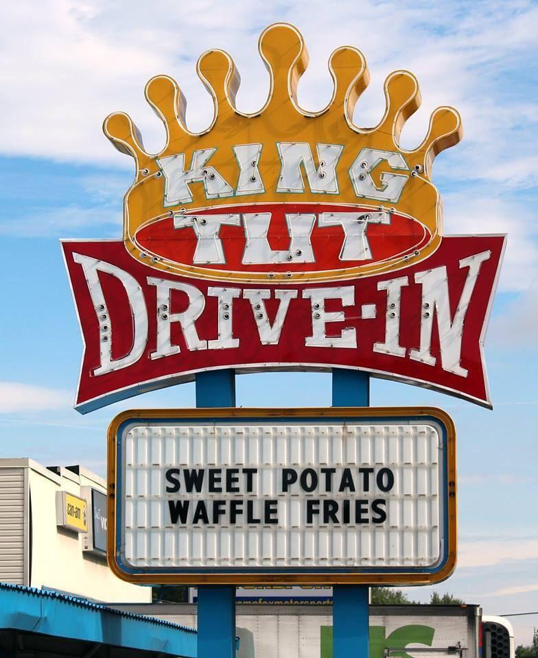 King Tut Drive In