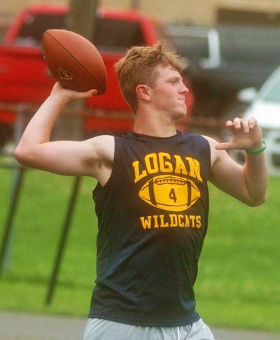 0630_LoganFootballPics Logan Jordan Hayes throw