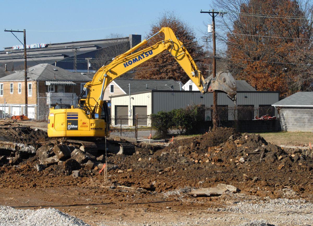 Ferguson Waterworks breaks ground on new South Charleston ...