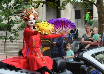 FestivALL art parade