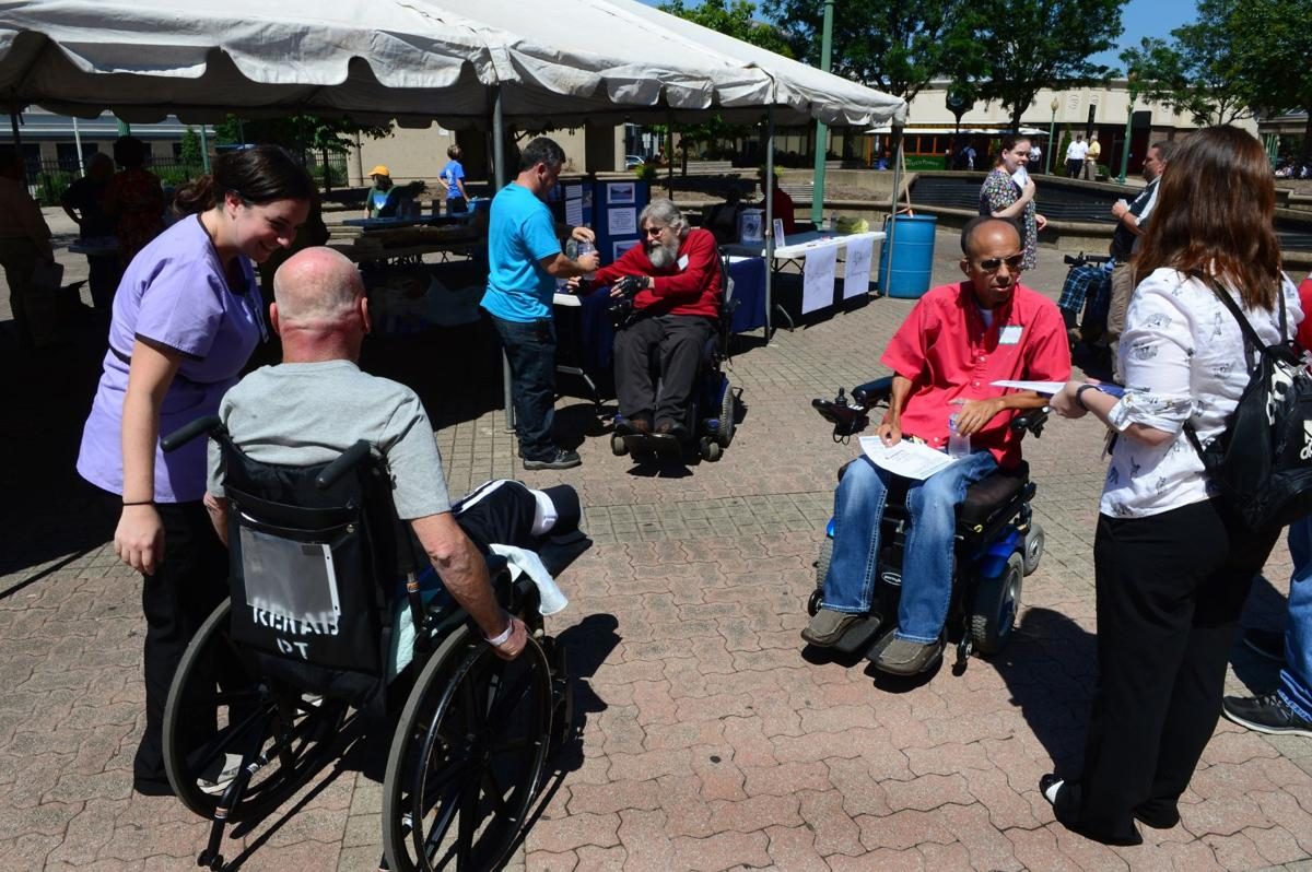 Community members celebrate 25th anniversary of ADA