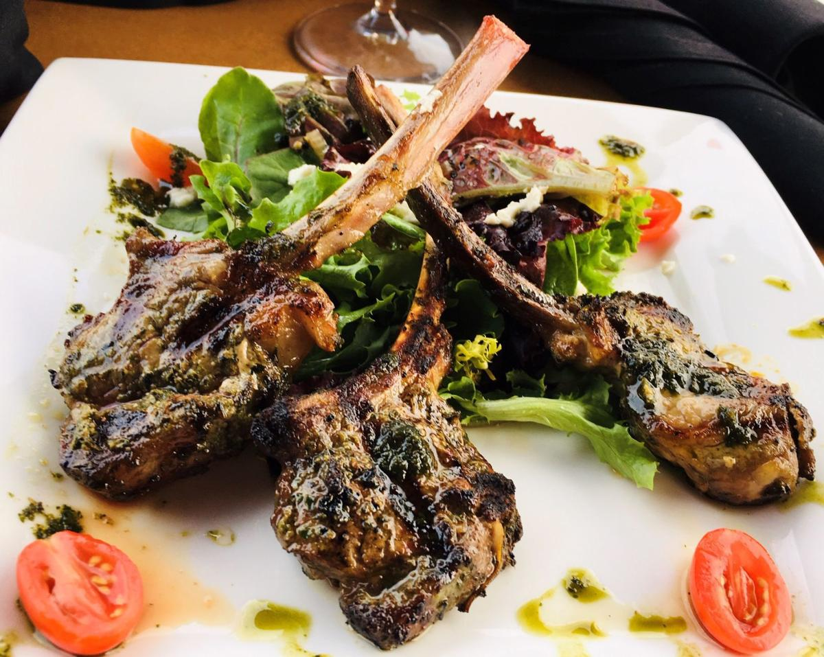 Grilled Lollipop Lamb Chops at The Lookout Bar & Grill.jpg