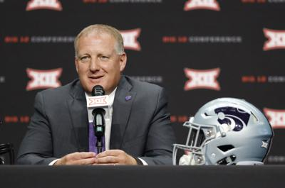 Big 12 Media Day Football