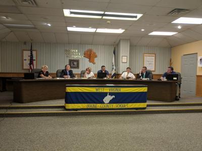 Boone school board