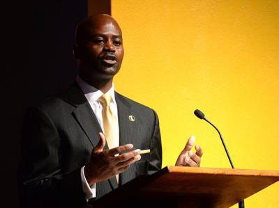 WVSU President Anthony Jenkins