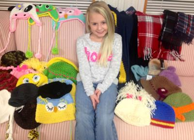 Birthday Girl Requests Gifts For Cancer Patients