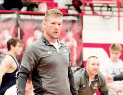 wrestline coach