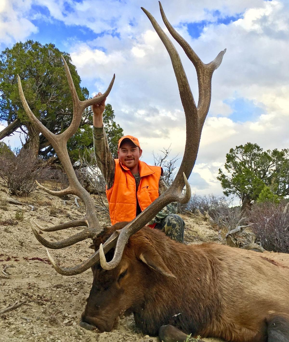 WV couple spends their honeymoon hunting for elk | Outdoor Pursuits ...