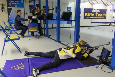 WVU Rifle team