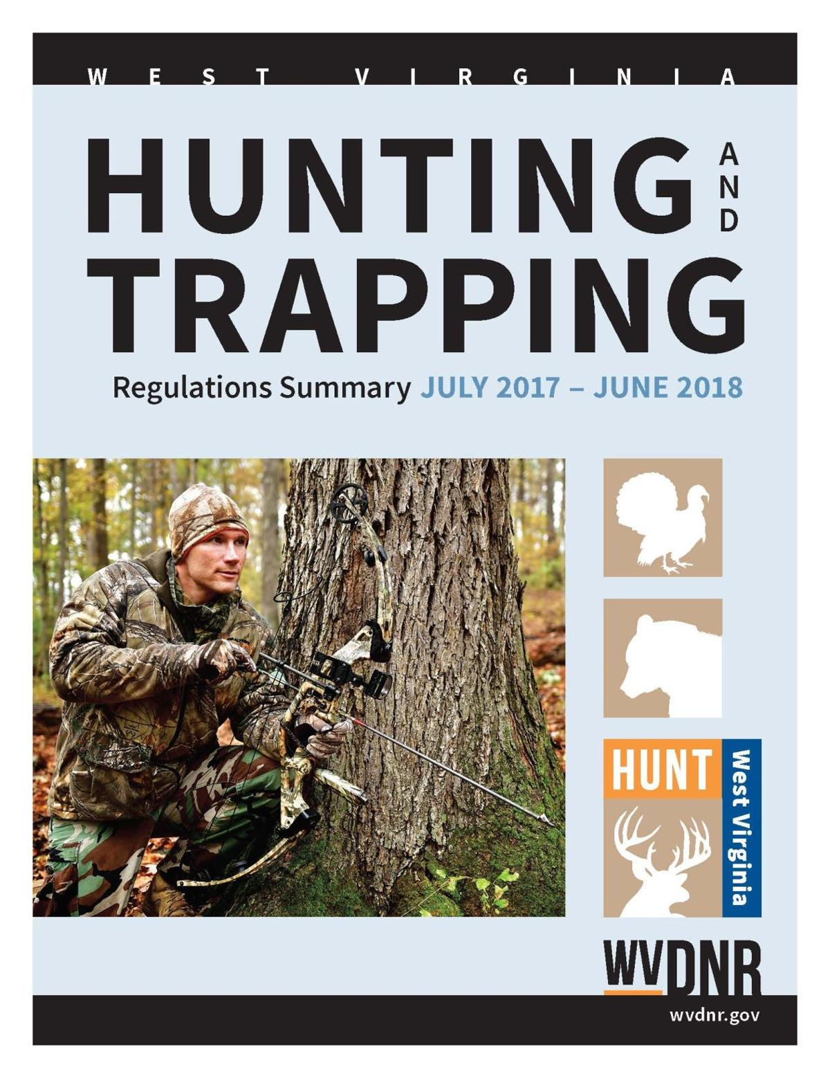 Wv dnr new hunting regulations summary now available for Wv fishing license online