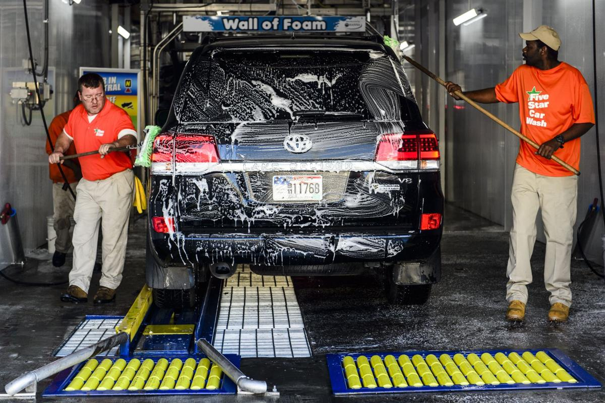 New owner gives charleston car wash an upgrade business new owner gives charleston car wash an upgrade solutioingenieria Image collections
