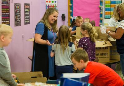 Teacher funding