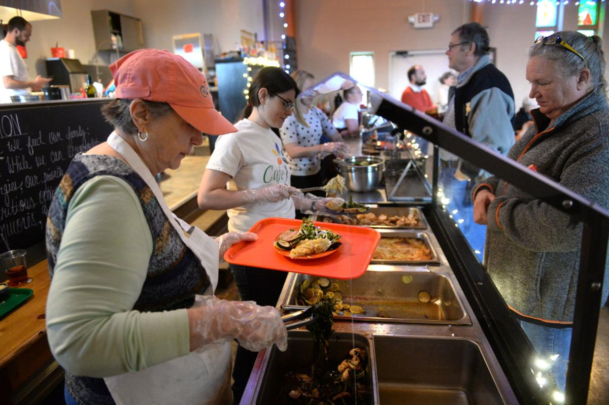 """Local nonprofit groups to create """"food hub"""""""
