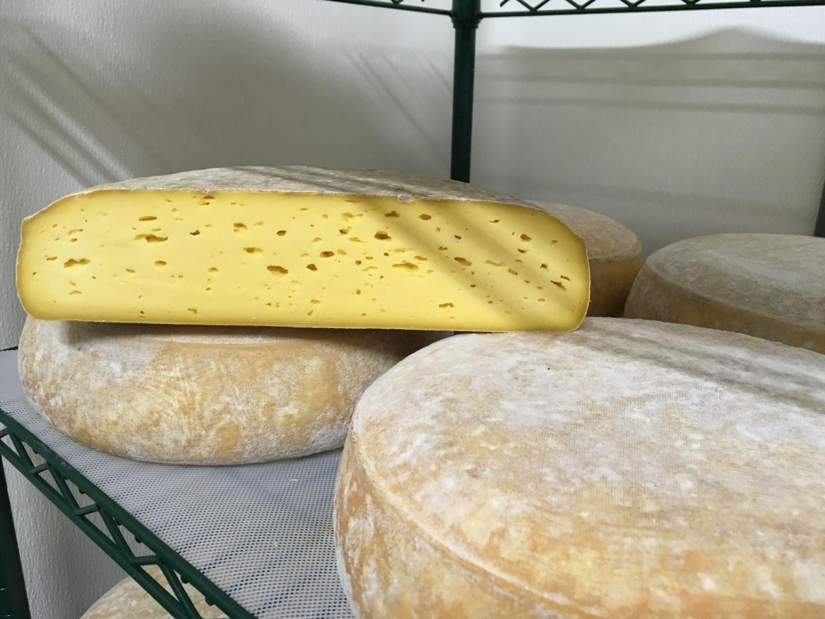 WV Culinary Team: Does raw cheese get a raw deal?