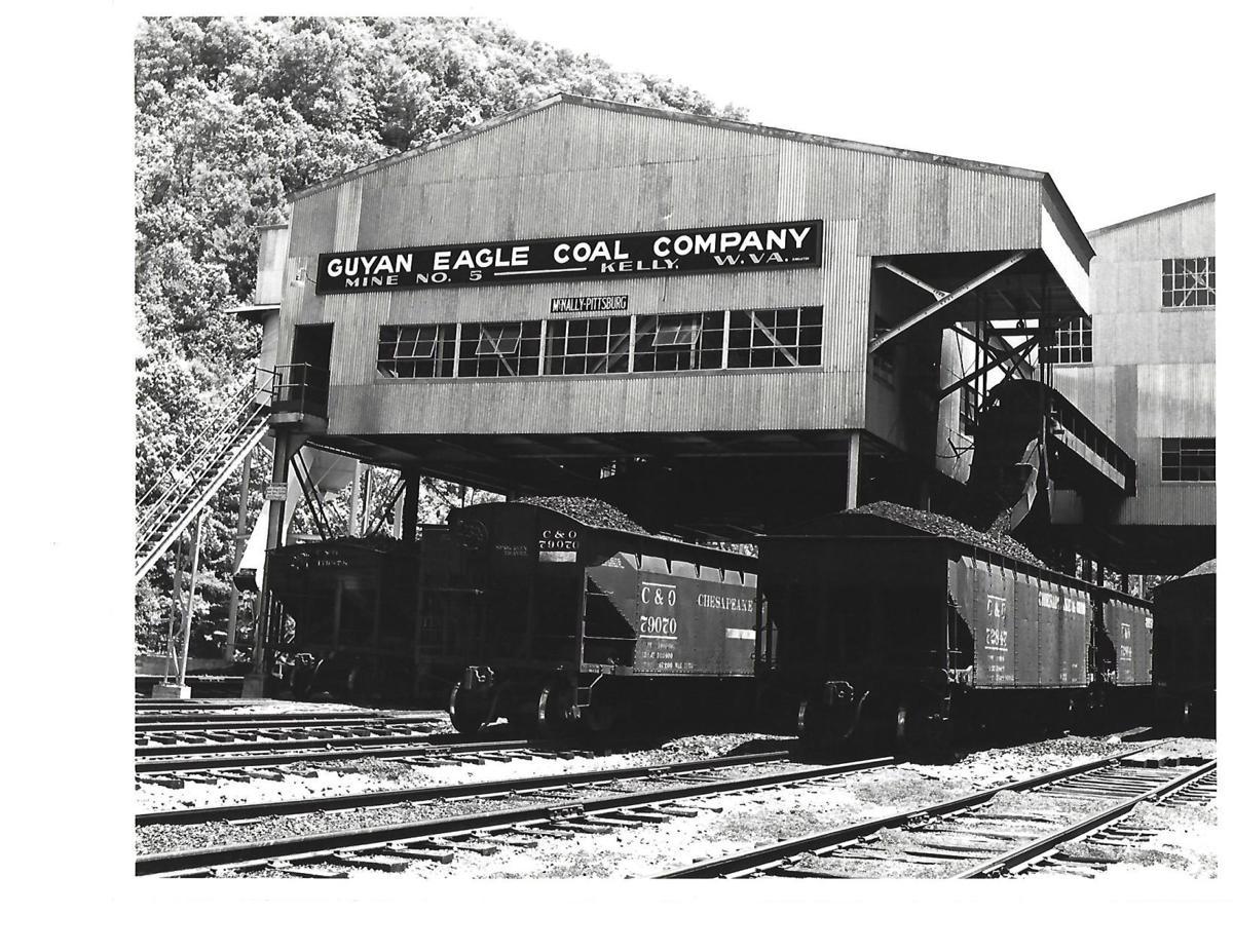 Railroads built West Virginia, and still play a vital role