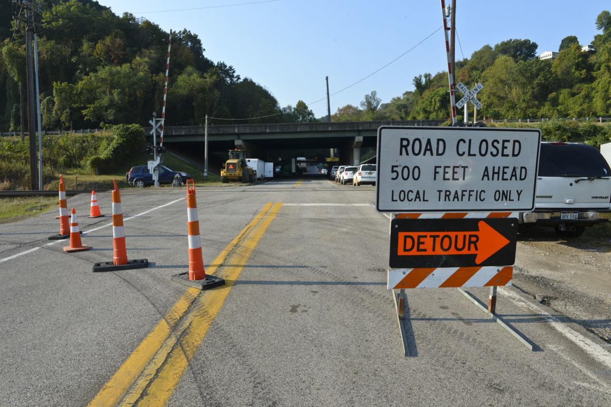 DOH Danner Bridge Construction