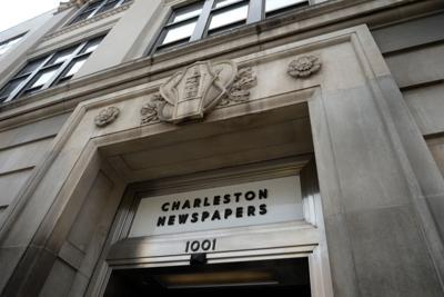 Charleston Newspapers building
