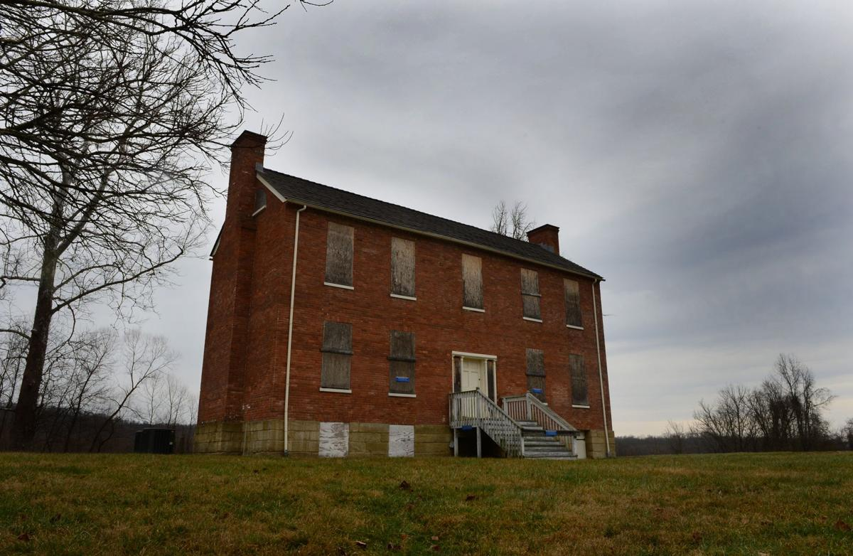After $3 million restoration, 1835 plantation home stands empty, boarded