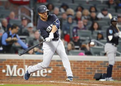 Yankees Braves Spring Baseball