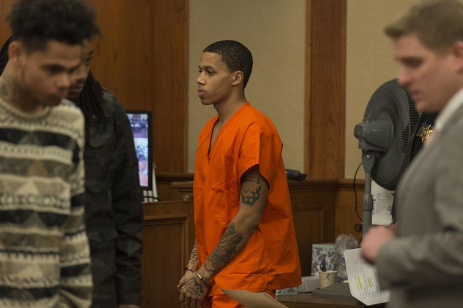 Second man pleads guilty in Stadium Place shooting