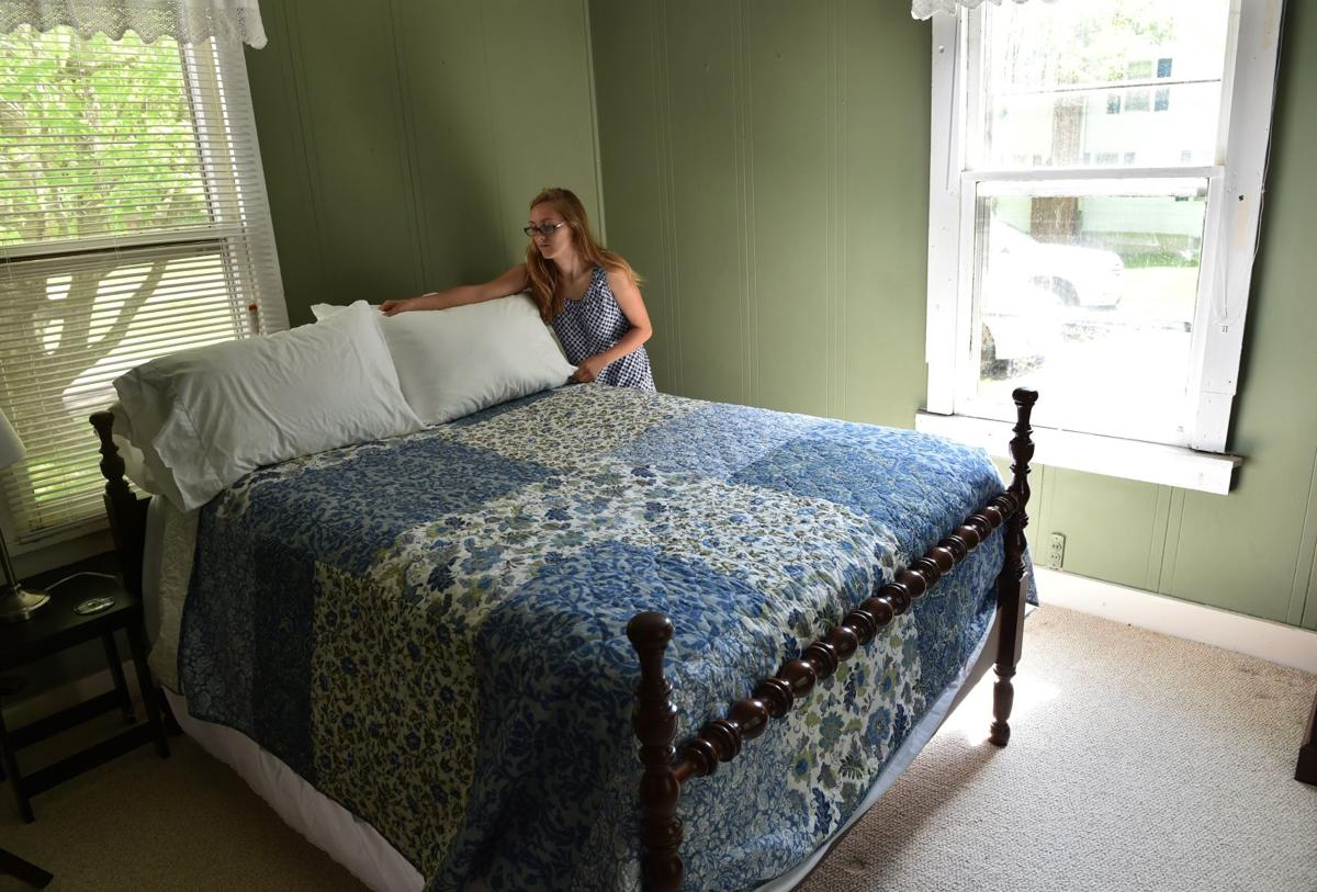 bed and breakfast owner brings home on country road back to life