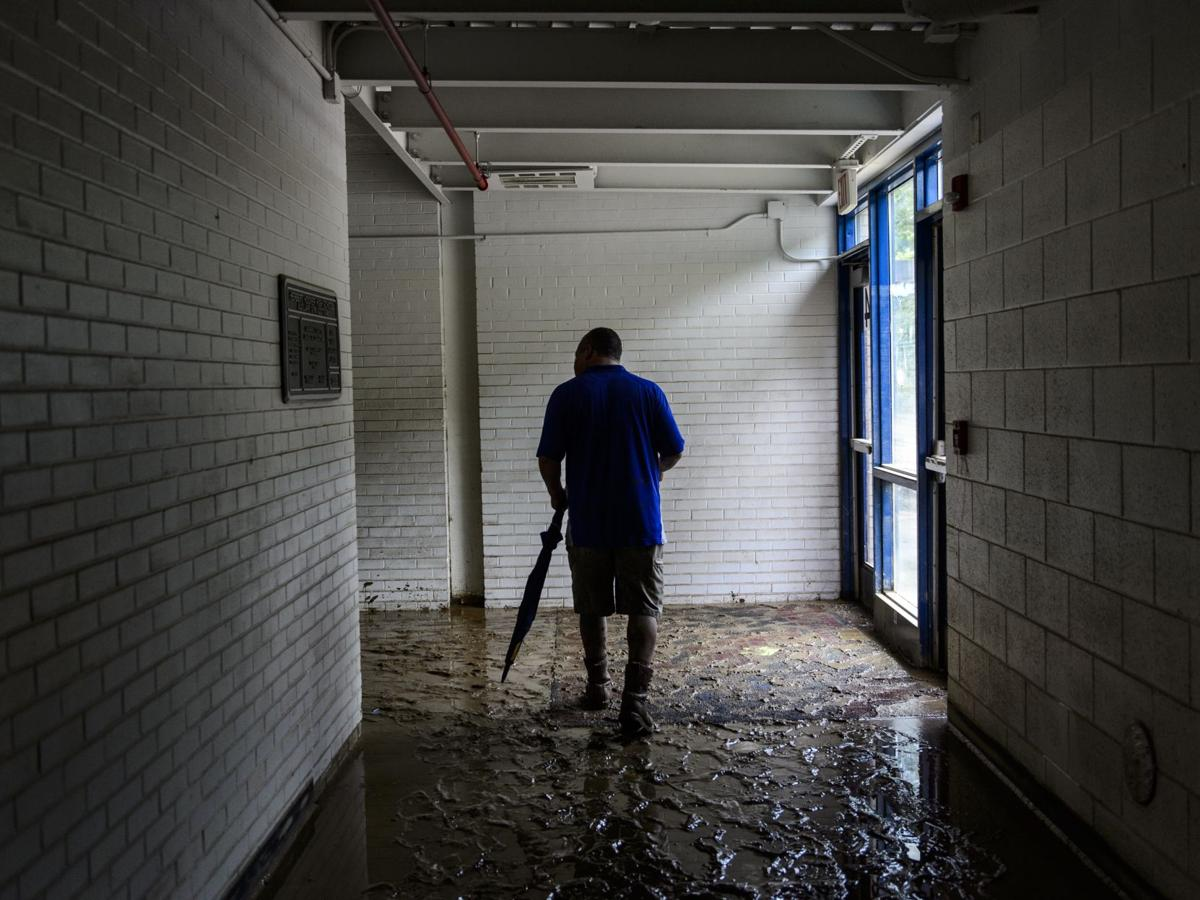 25 WV schools reportedly damaged by flood, storm