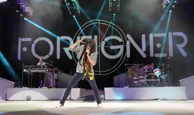 Foreigner in Concert - Boston