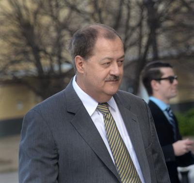 Blankenship seeks more time for rehearing of appeal