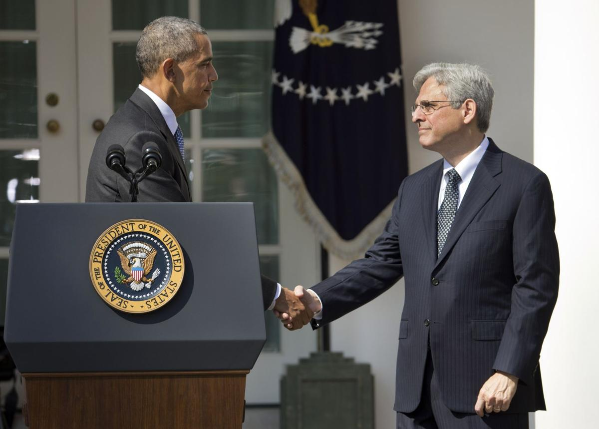 Manchin, Capito at odds on Obama's SCOTUS nominee