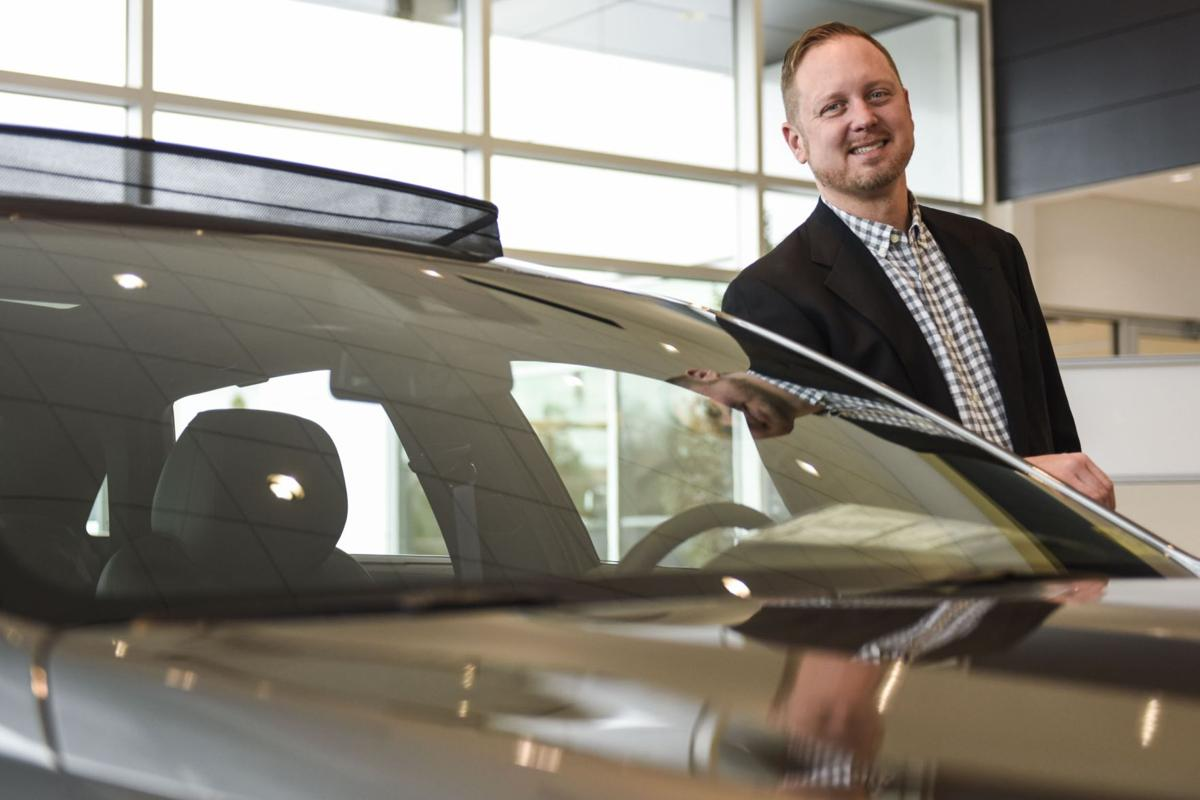 Driven by philanthropy jeremy nelson helps his business for Smith company motor cars charleston wv