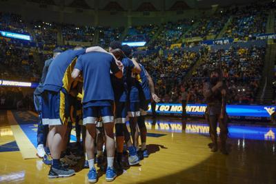 Texas West Virginia Basketball