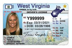Real ID card