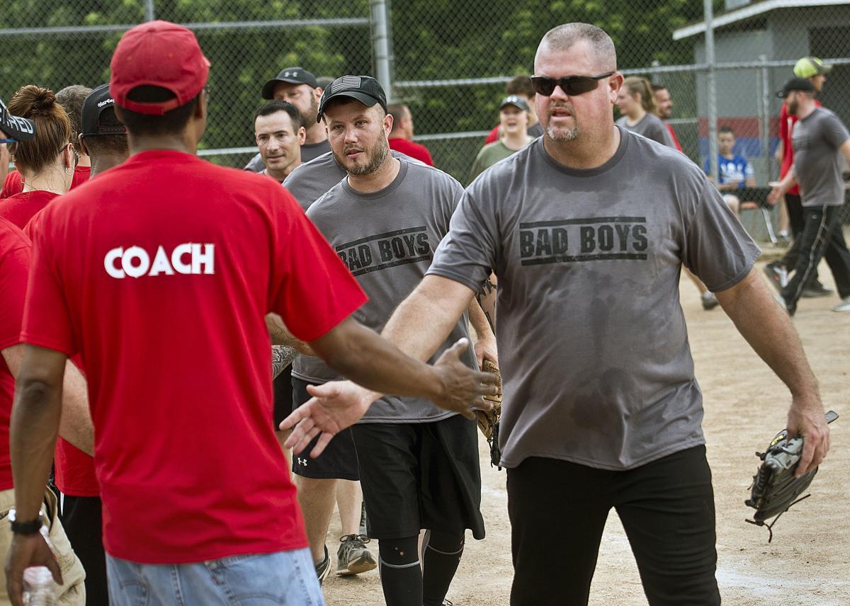 Day Court Softball 2