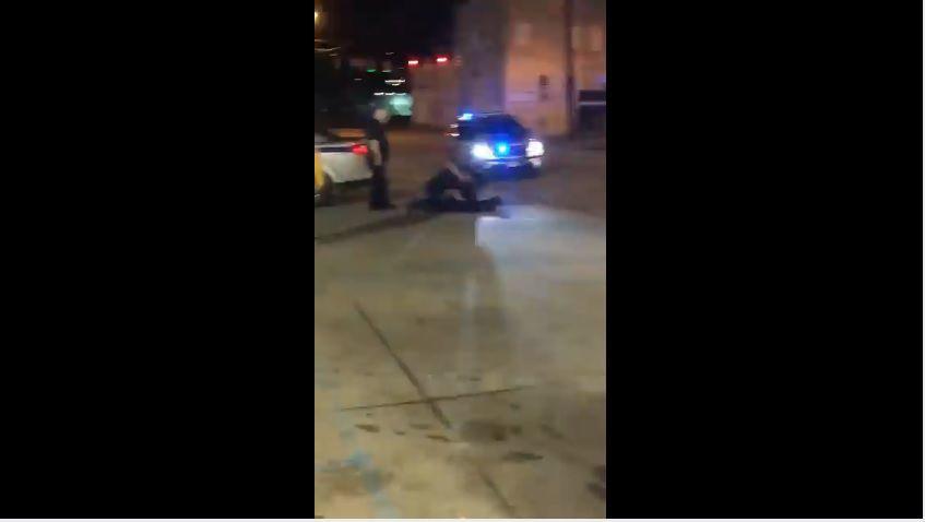 Charleston Police use of force