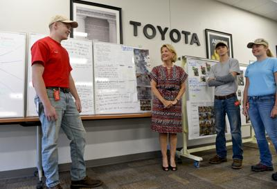 Toyota Internship