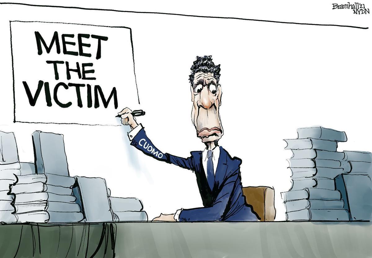 Gazette-Mail cartoon: August 5, 2021
