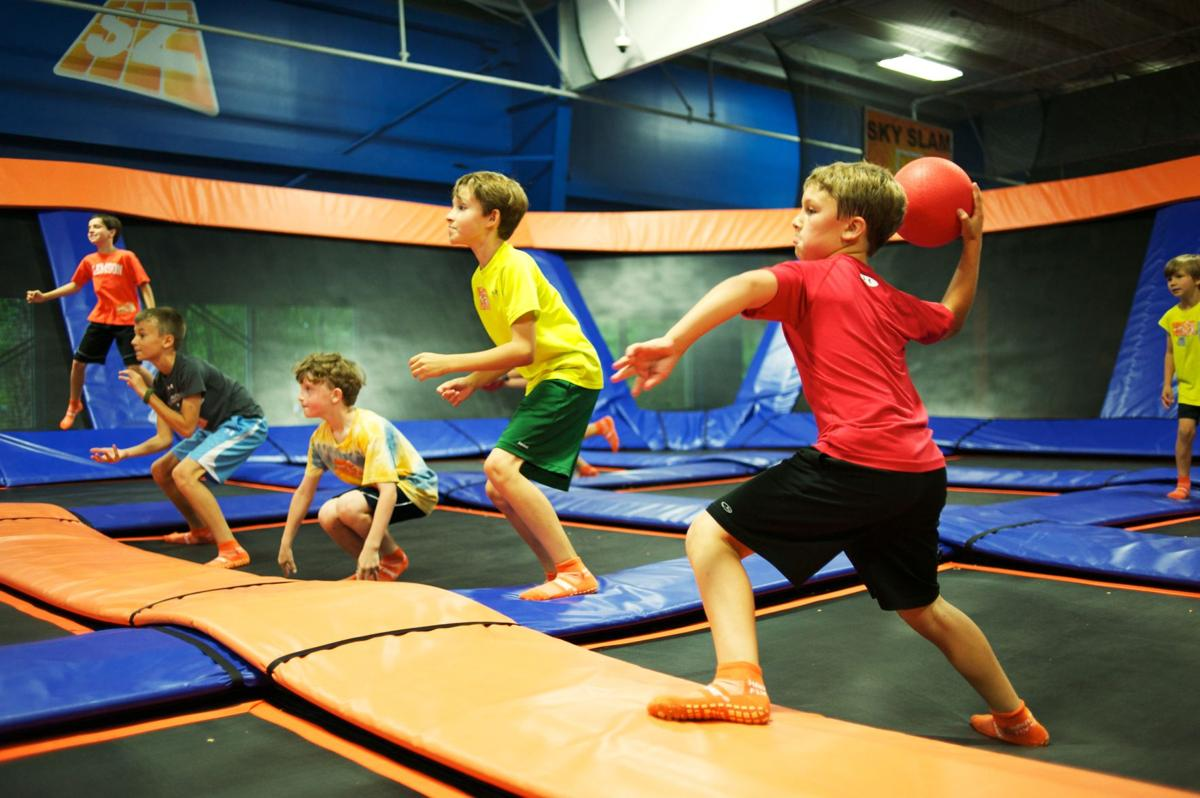 Trampoline Park Coming To Southridge Centre Business