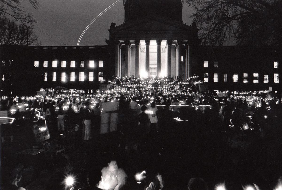 March 1990 teachers strike