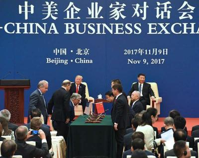China gas deal