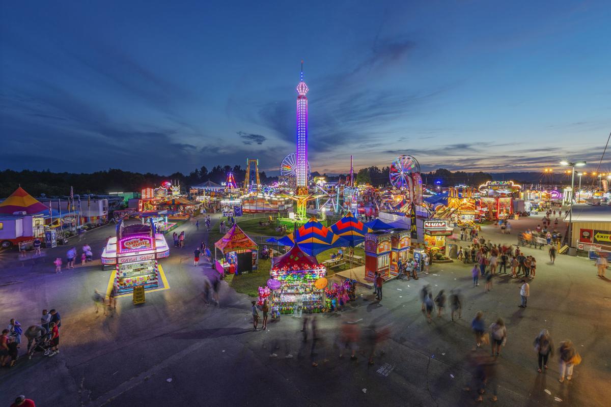State Fair of WV main